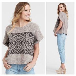 World Market Jacquard Nolina Sweater